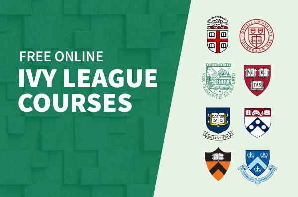 Ivy League Online Courses Class Central